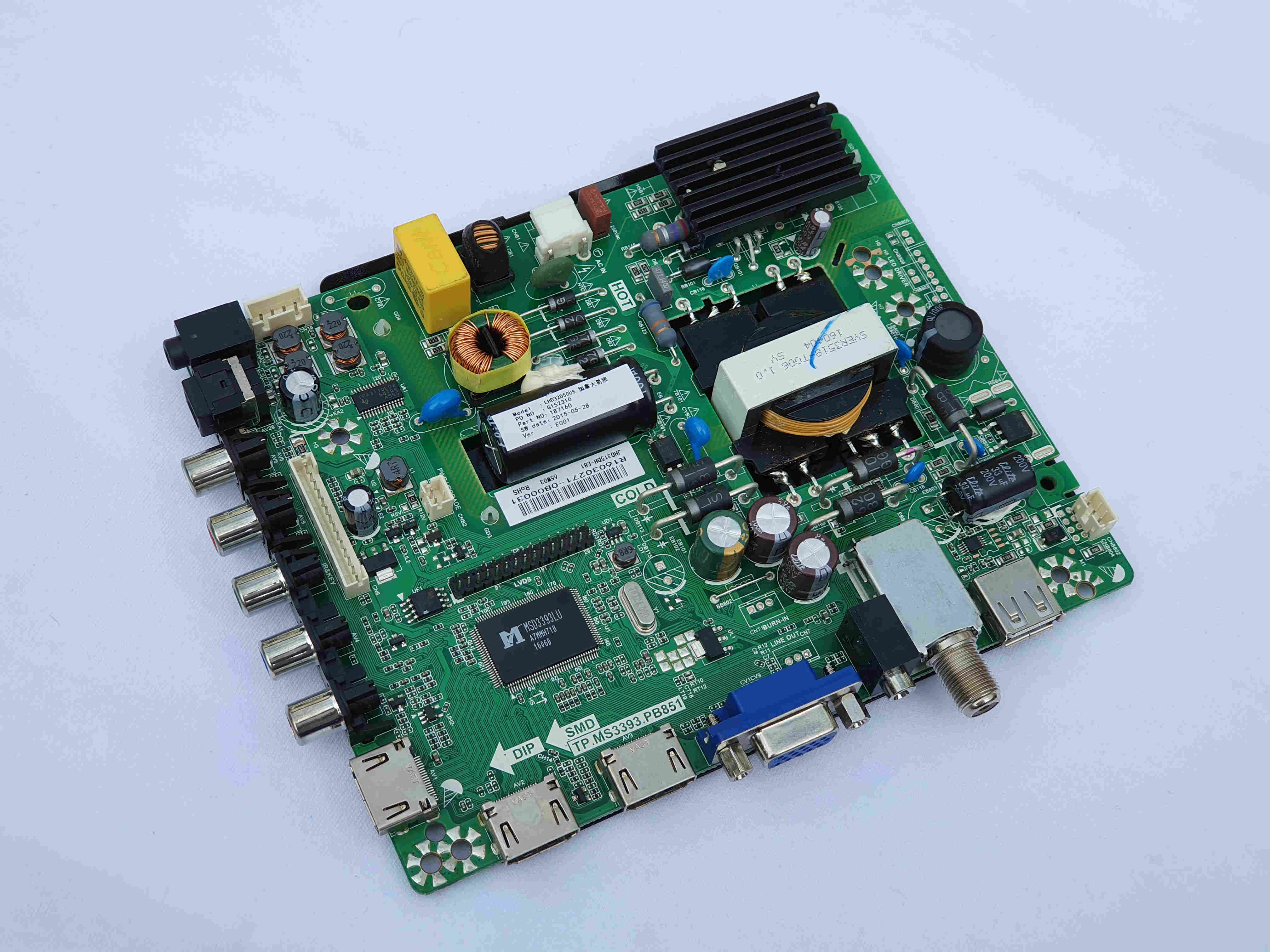 LHD32D50US  MAIN BOARD  32H3B1
