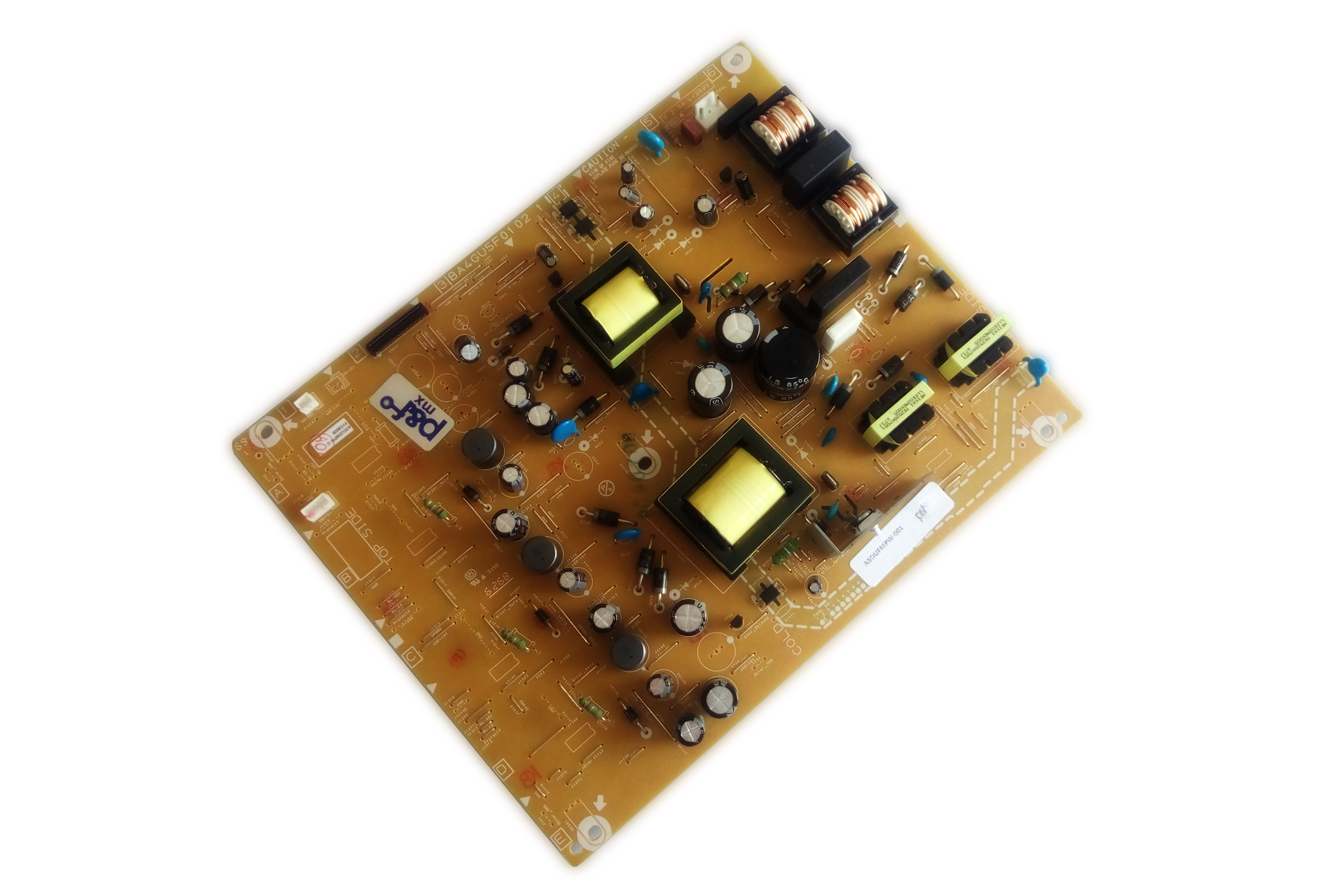 A5DUFMPW-001 POWER SUPPLY CBA 50PFL4901/F8