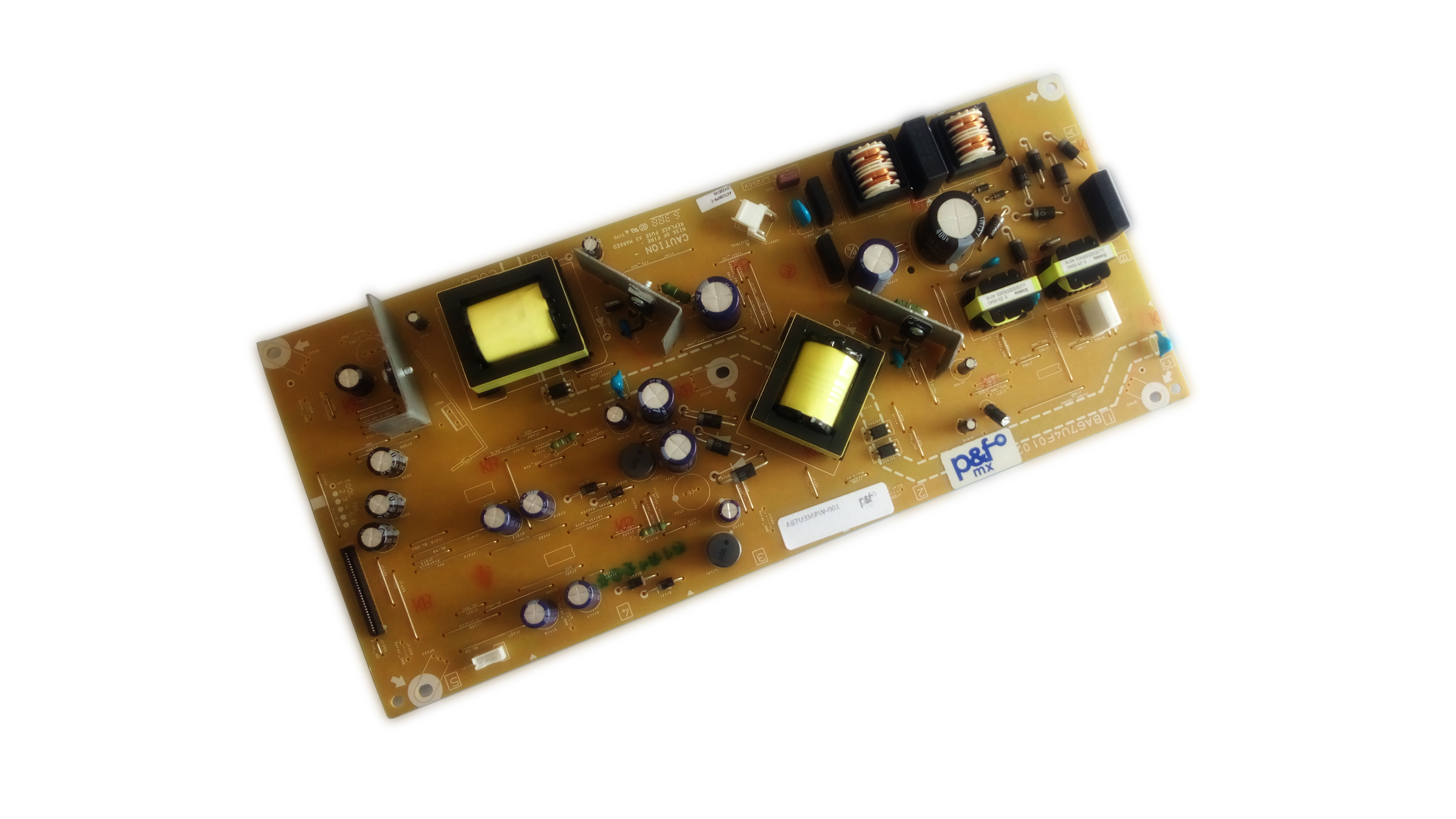 A67U3MPW-001 POWER SUPPLY 50PFL5901/F8